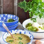 Zupa krem z kalafiora i brokuła