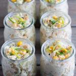 Salatka-z-indyka-pora-i-kukurydzy