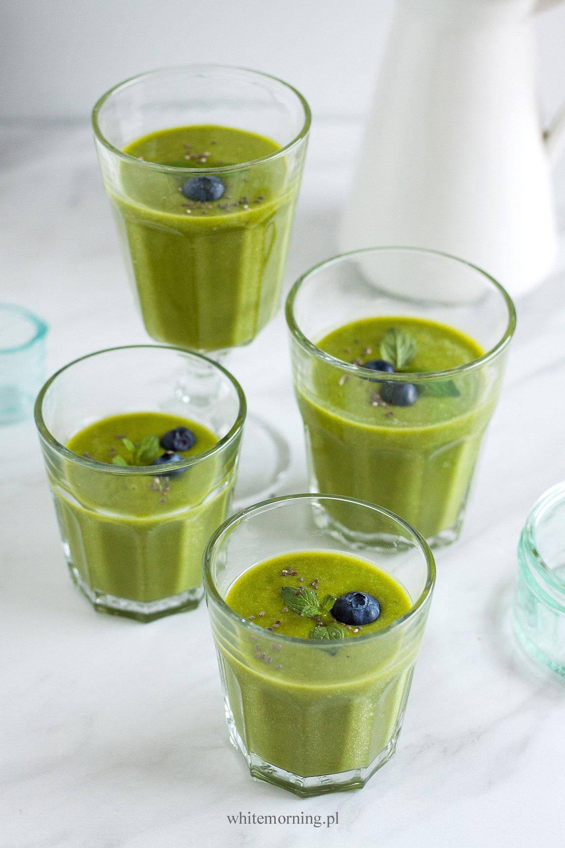 koktajl-zielony